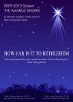 Amabilis Bethlehem 2009
