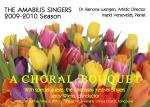 Amabilis Choral Bouquet 2010